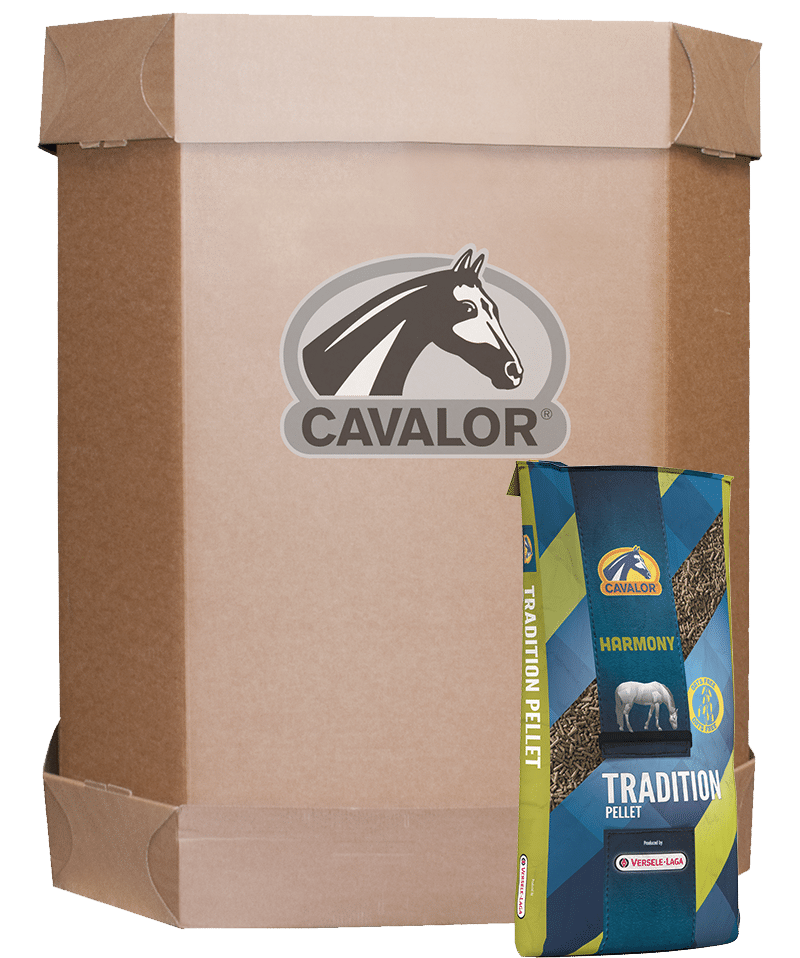 Cavalor Pellets XL BOX