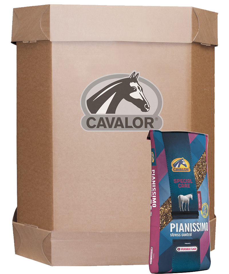 Cavalor Pianissimo XL BOX
