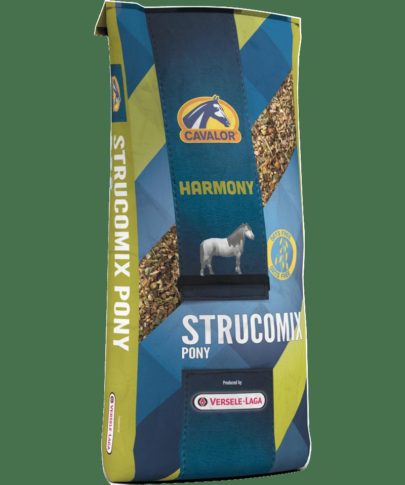 granule pre kone Strucomix Pony