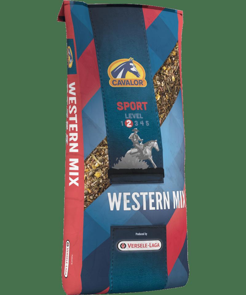 Kmrivo pre kone Western